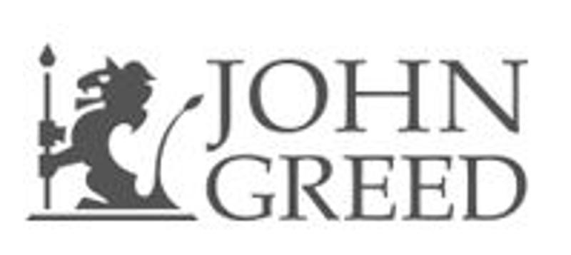 Up To 20% OFF John Greed's Offers